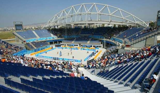 Greece Olympics Beach Volleyball Stadium (2004)