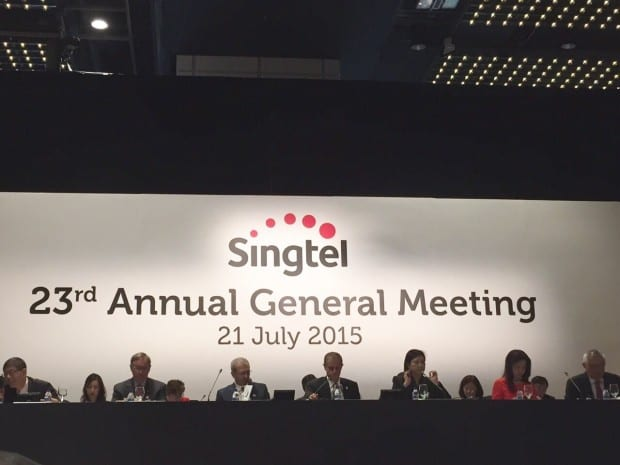 singtel-agm -2015