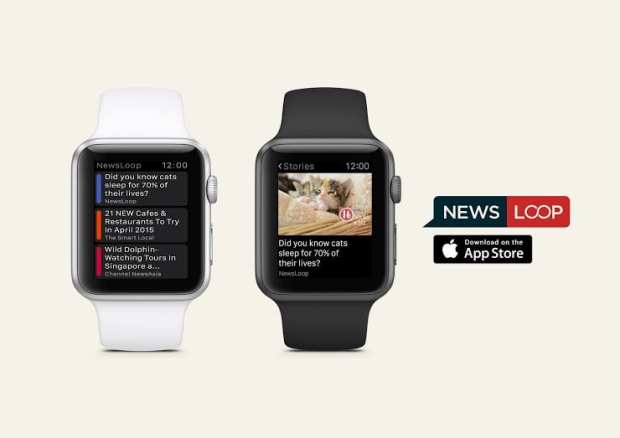 NewsLoop Apple Watch