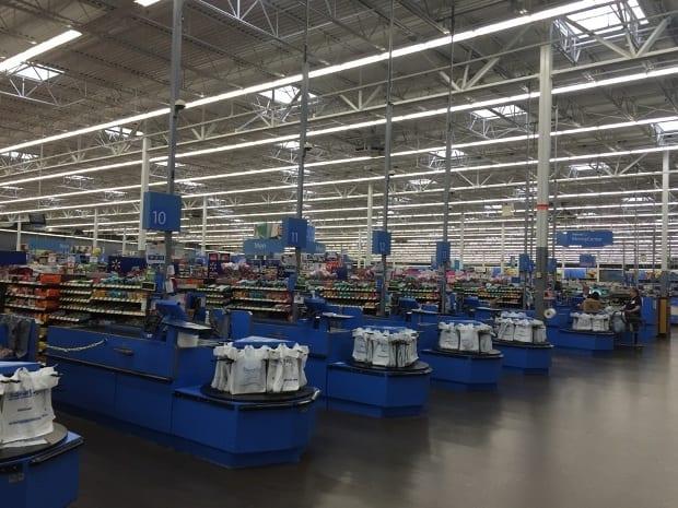 Walmart in Omaha, Nebraska
