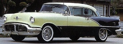1950s Lincoln Cars