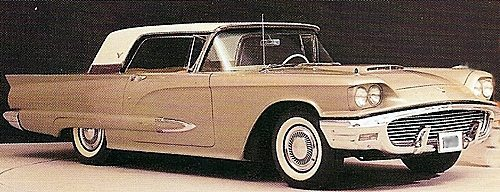 1953 Ford Fairlane Crown Victoria