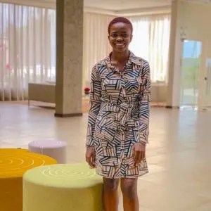 Ivy Barley among the successful female entrepreneurs in ghana