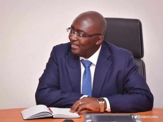 Ghana government Dr mahamudu bawumia