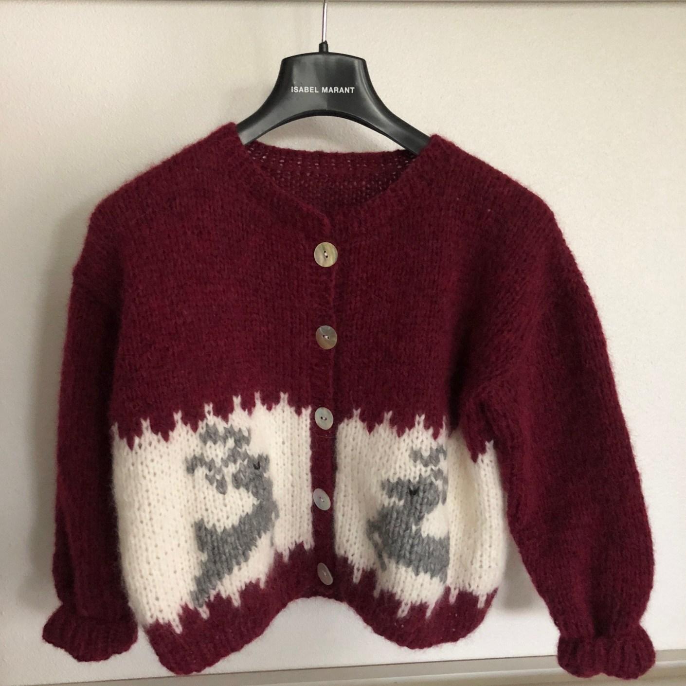 Julesweater til børn
