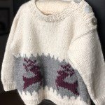 julesweater til baby