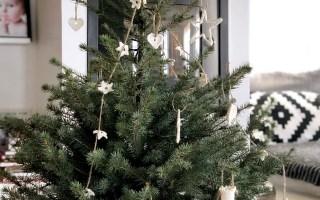 hæklet julekugle