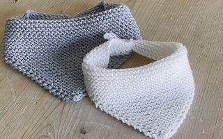 strikket savlesmæk