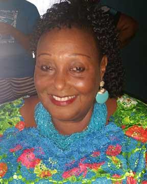Regional Coordinator South - Madam Amie Moriba