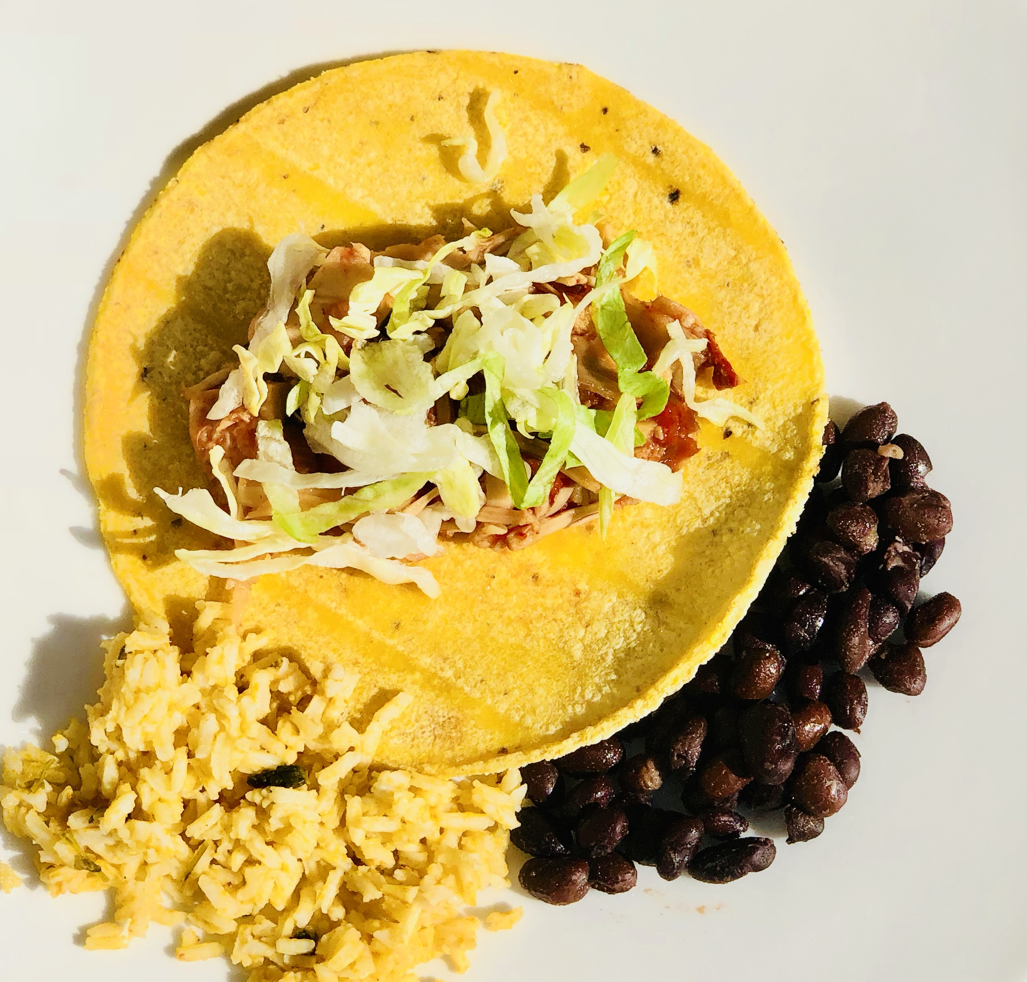 Easy Vegan Slow cooker Jackfruit Tacos