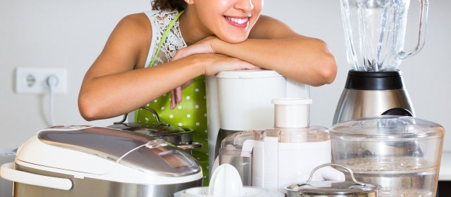 Must Haves For A Healthy Kitchen!