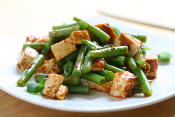 Easy Tofu Stir Fry