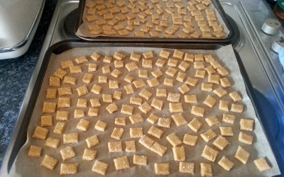Makin' Biscuits