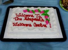 Cake Courtesy of Bill Checkley