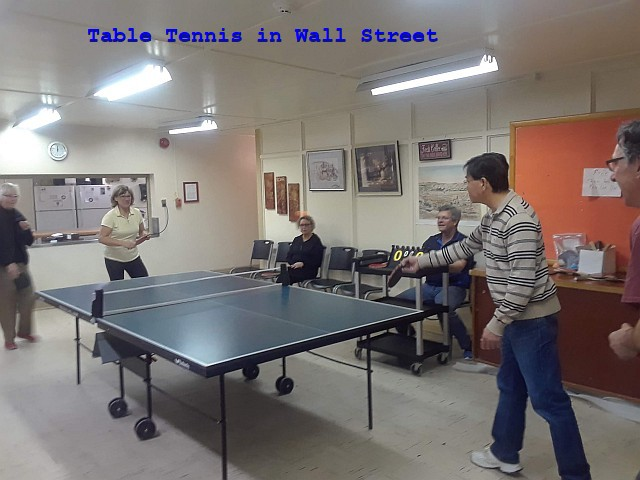 Table Tennis in Wall Street (alt-txt)
