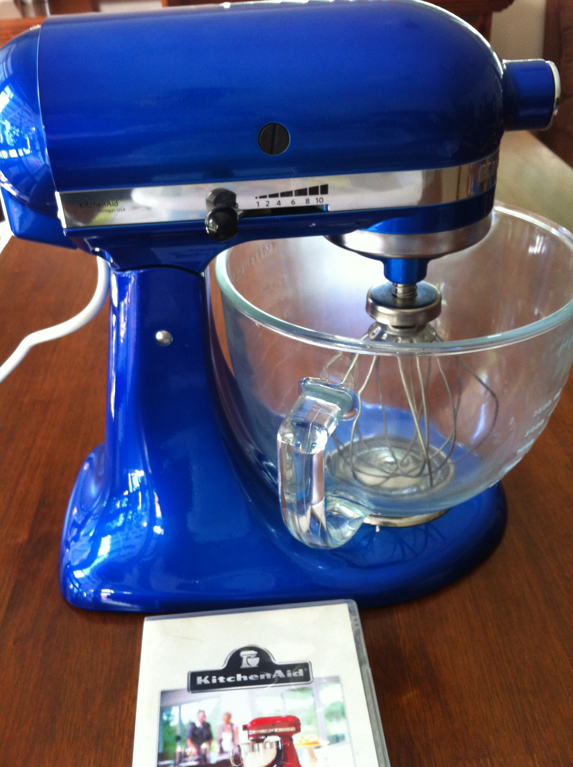 Fifty Shades Of Cake Amp The KitchenAid More Than A Jewel