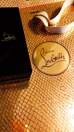 The 'bengali' lip color! by Louboutin