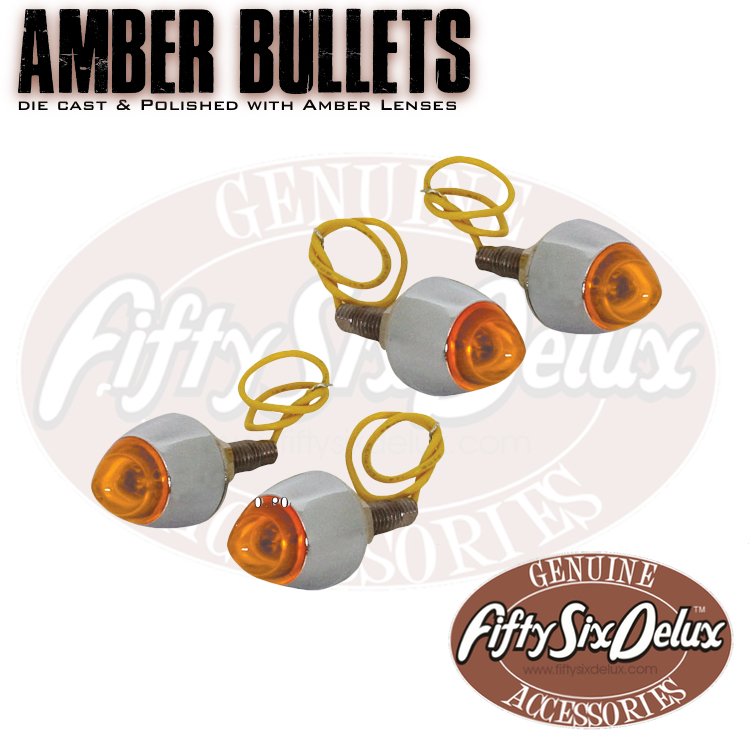 Amber Bullets