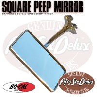 So-Cal Speedshop Square Peep