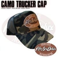 Camo Trucker Cap
