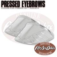 Pressed Eyebrows