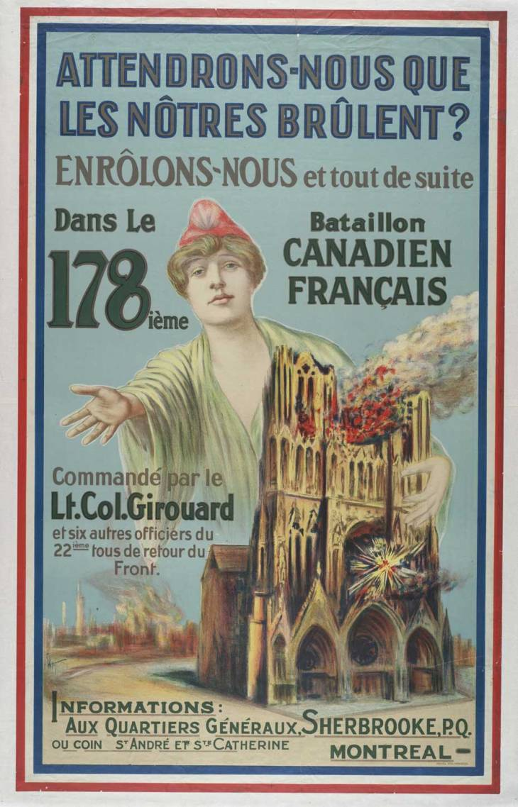 French Canadian recruitment