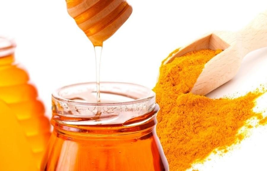FIFY STORE Mélange Curcuma et miel: l'antibiotiques puissant que même les médecins ne peuvent pas expliquer