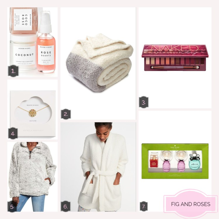 Holiday Gift Guide - for her under $50