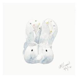 ice bunny / monica loos