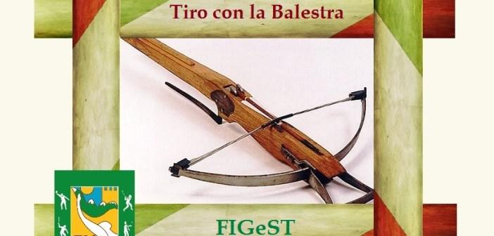 TIRO CON LA BALESTRA – FINALE V CAMPIONATO ITALIANO 2019