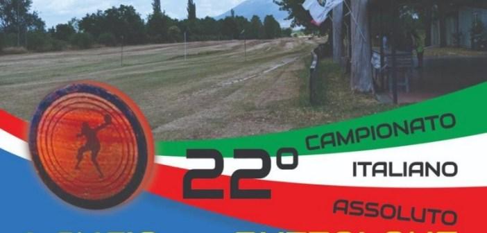 CAMPIONATO ASSOLUTO RUZZOLONE 2021