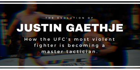 Gaethje master tactician