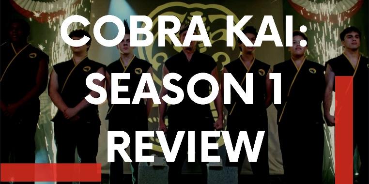 Reviewing Cobra Kai
