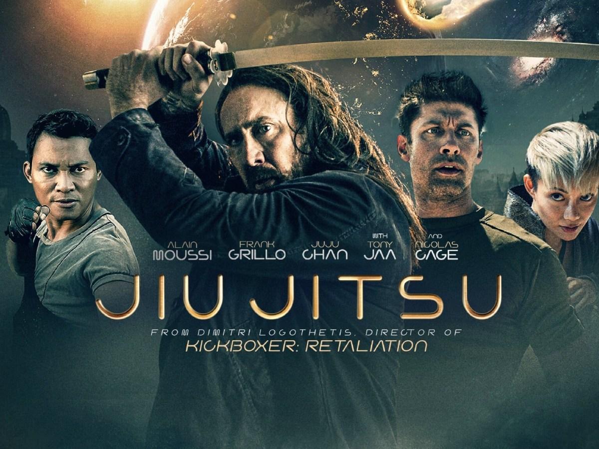 Jiu Jitsu review.