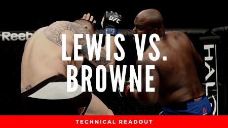 Lewis Browne breakdown