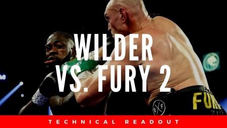 Tyson fury deontay wilder breakdown