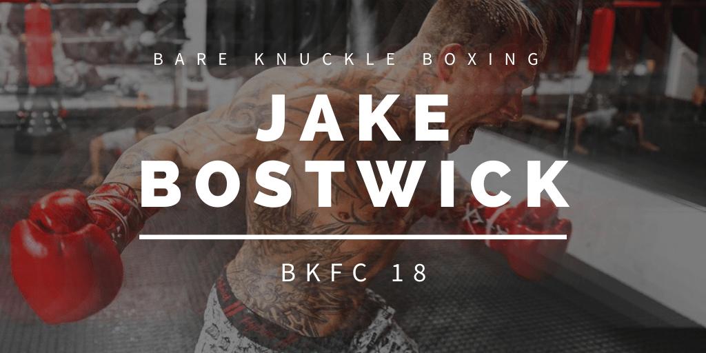 Jake Bostwick Interview