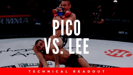 Aaron Pico analysis