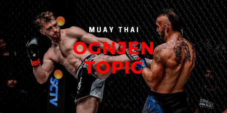 Ognjen topic Muay Thai interview