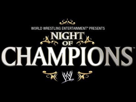 Updated wwe night of champions 2013 card - Night of champions 2010 match card ...