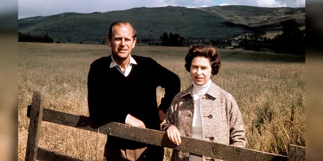 Prince Philip died April 9 at the age of 99 after 73 years of marriage to Britain's Queen Elizabeth II.