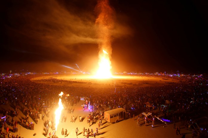 Burning Man was canceled for the second year in a row due to ongoing concerns over the coronavirus pandemic.