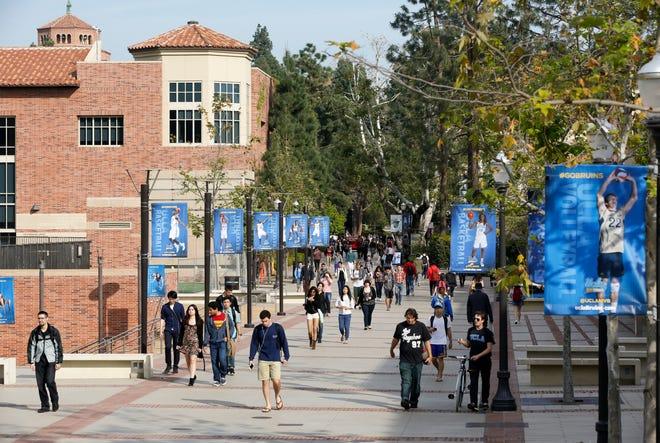 University of California-Los Angeles campus.