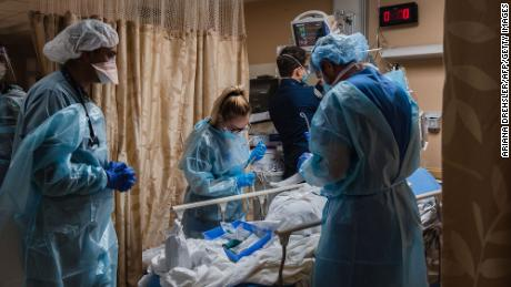 More young people are getting hospitalized as a 'stickier,' more infectious coronavirus strain becomes dominant