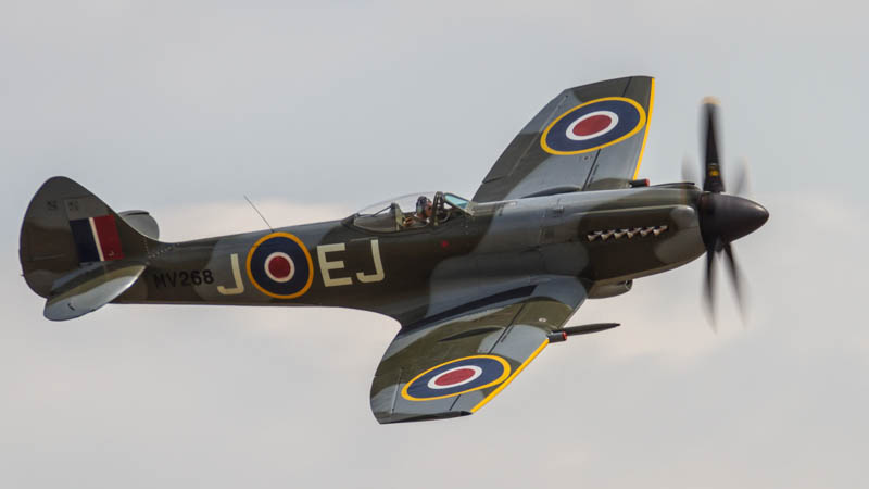 Vickers-Armstrong Spitfire FR XIV