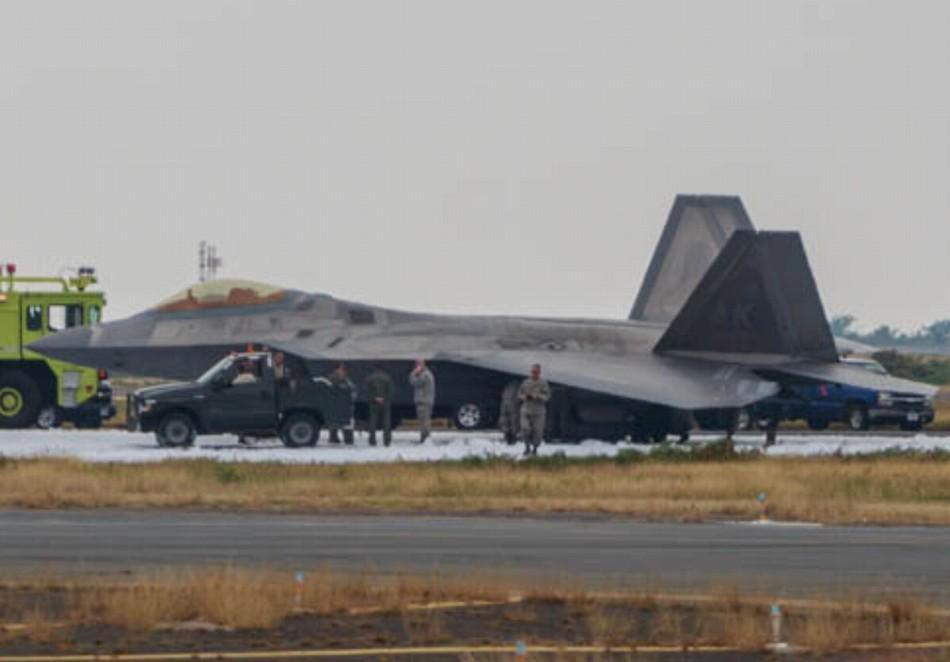 Here's List of All F-22 Raptor Crash So far - Fighter Jets World