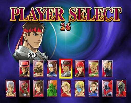 Garuda Street Fighter Ex Plus Alpha