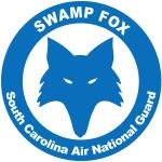 Logo of the South Carolina Air National Guard.