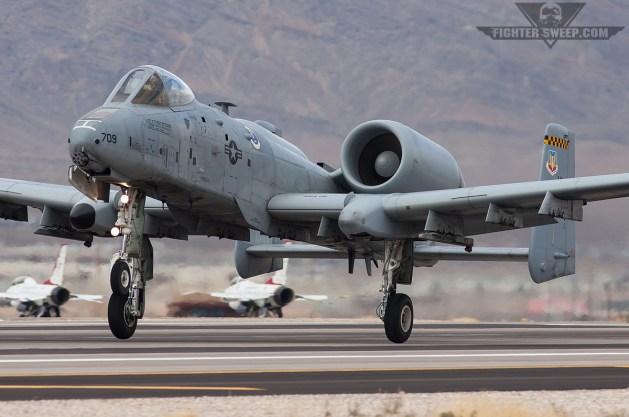 The A-10 Debate: A Fate Worse Than Death