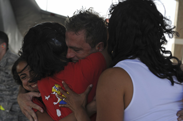 Moose Fontenot: Husband, Father, Fighter Pilot